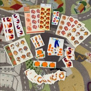 Other - Fall & Thanksgiving Sticker Bundle (2 of 4)